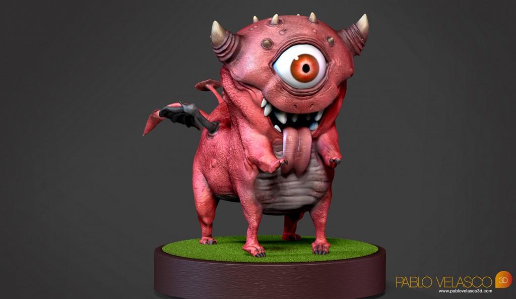 demon image character