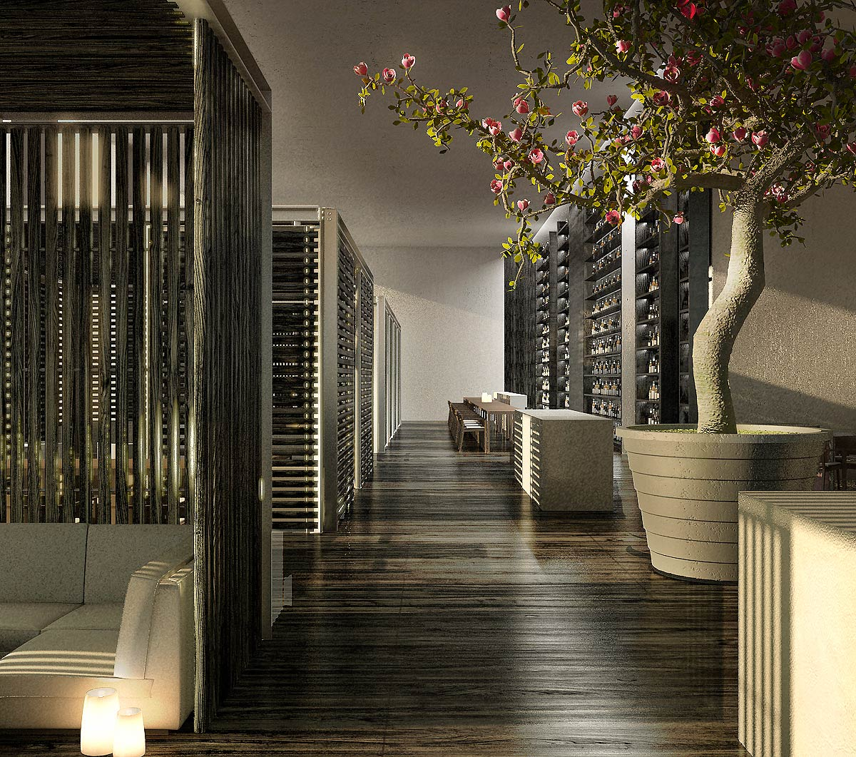 Restaurant in Hotel Rio Janeiro